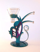 Admiral Butterfly Candle Holder Single