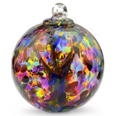 Small Witch Ball Multicolor