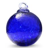 Cobalt Blue Crackle