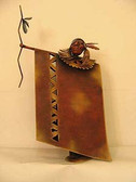 Apache Statuette 2
