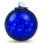 Cobalt Blue 4 Inch Kugel
