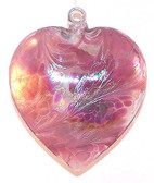 "Abalone Heart  ""Tea Rose"""