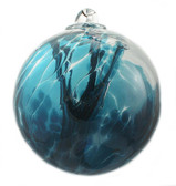 Witch Ball Sea Green 6 Inch
