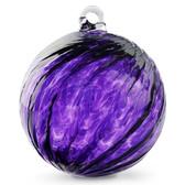 Purple Kugel  3 Inch