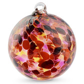 Bright Red / Orange / Gold  3 Inch