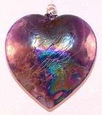 "Abalone Heart, ""Purple"""