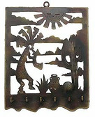 Kokopelli Key Holder