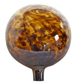 Sparkle Bronz / Amber Gazing Ball