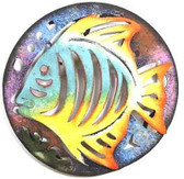 Tropical Fish Medallion