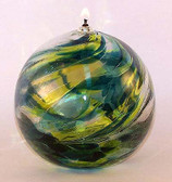 """Kugel Oil Lamp """"Jade"""""""