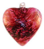 Large Heart Light Red / Dark Red