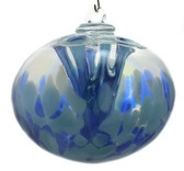 "JuJu Ball ""Aqua Blues"" Iridized"