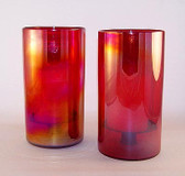 Glass Hurricane Candle Holder Set  Quantity 3 Sets