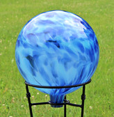 Montana Blue / Water Blue Gazing Ball