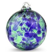 Emerald / Hyacinth 2.5 Inch Kugel