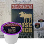 Harry & David Moose Munch Milk Chocolate Peanut Butter Coffee Single Cup. Compatible with all single serve brewers, including Keurig® and Keurig® 2.0.