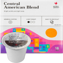 Archer Farms Central American Blend Coffee K-Cup® Pod (Discontinued). Bright Acidity and light body. Compatible with all single cup brewers, including Keurig and Keurig 2.0.