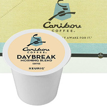 Caribou Daybreak Morning Blend Coffee K-Cup
