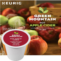 Green Mountain Naturals Hot Apple Cider K-Cup