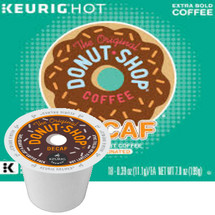 The Original Donut Shop Decaf Coffee K-Cup® Pod. Remember the good ol' days (but don't stay up all night doing it) with this sweet, full-bodied all-American classic. Compatible with all single serve brewers, including Keurig® and Keurig® 2.0.