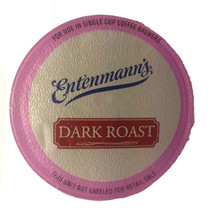 Entenmann's Dark Roast Coffee Single Cup. Enjoy the smooth rich full taste without bitterness. Compatible with all single serve brewers, including Keurig® and Keurig® 2.0.