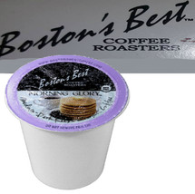 Boston's Best Coffee Roasters Morning Glory Coffee Single Cup. Compatible with most or all single cup brewers including Keurig® and Keurig® 2.0