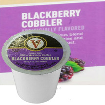 Victor Allen's Coffee Blackberry Cobbler Coffee Single Cup. Taste this delisious blend of sweet blackberries and a buttery biscuit crust. Compatible with most single cup brewers including Keurig and Keurig 2.0.
