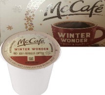"McCafe Winter Wonder Coffee K-Cup Pod      "" Limited Edition"""
