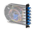 12 Fiber LC/UPC Singlemode Poli-MOD Patch and Splice Module PM-L-12-ULC-0-S-01