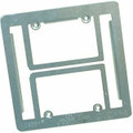 Dual Gang Low Voltage Mounting Bracket 10 pack (MP2)