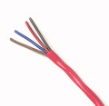 14 Gauge 4 Conductor FPLR Fire Alarm Cable Unshielded 1000ft (81404)