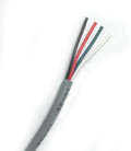 18 Gauge 4 Conductor Security and Control Cable 1000ft (11804R)