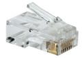 RJ-45 Standard Modular Plugs 500 pack (106150)