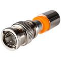 BNC Compression Connectors for 24-26ga Mini Coax (FS1BNC)