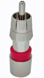 Compression RCA Connector for RG59 25 pack (FS59RCAU)