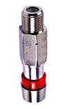 Universal RG59 Compression F Female Connectors 5 pack (FS59US)