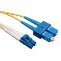LC-SC 9/125 Singlemode Duplex Fiber Optic Patch Cords