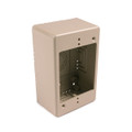 Low Voltage Junction Boxes - Single Gang