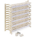 300 pair Cat5e Wall Mount 110 Wiring Cross-Connect Kits