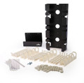 Basic Mounting Frame Kit with Three 100-pair Bases (41MB2-3F4)