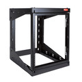 Versarack 12U Wall Mount Swing Out Rack (E19SWM12U24)