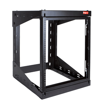 Versarack 12u Wall Mount Swing Out Rack E19swm12u24 Mercommbe