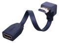 Super Flex Flat HDMI Male to Female Cable (233106X)