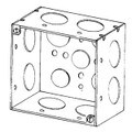 "4"" Square 2-1/8"" Deep 1"" K.O. Box (4SD-1)"