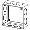 "4"" Square Box Extension - 1-1/2‰"" Deep (4SES)"