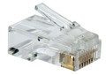 RJ45 Modular Plugs 100 Pack (MP8SR)