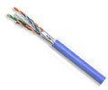 Shielded Cat6A 10Gig Riser Data Cable 1000 feet (6F-272-2A)