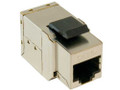 Cat6A Keystone Coupler, Shielded