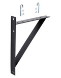 "12"" Triangle Support Bracket Kit (LTSB12BLK)"