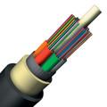 12 Fiber Singlemode Gel-Free Plenum Indoor/Outdoor Loose-Tube Cable (LQ0129318XB:C4B )